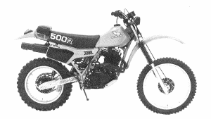 1982 Honda XR500R 82 Service Repair Manual Download
