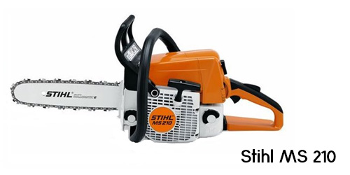 Stihl MS 210, MS 230, MS 250 Chainsaw Service Repair Manual and Spare Parts List manual
