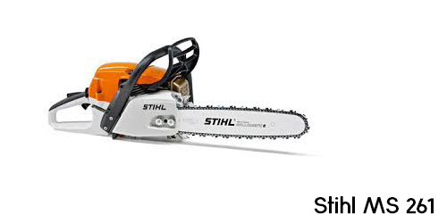 Stihl Chainsaw MS 261, MS 261 C Service Manual and MS 270, 270 C ...