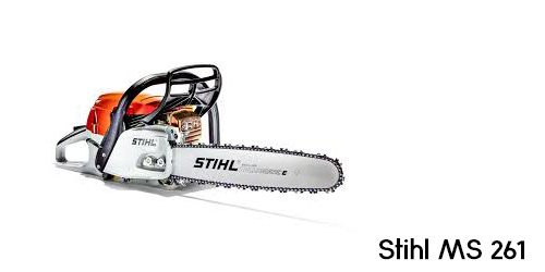 Stihl MS 261, MS 261 C Service Manual and MS 270, 270 C, 280, 280 C Spare Parts List manual
