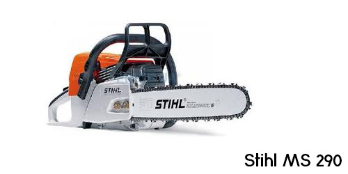 Stihl MS 290, MS 310, MS 390 Service Manual and MS380 MS381
