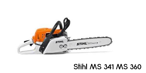 Stihl Chainsaws Ms 341 Ms 361 Ms 361 C Service Manual And Spare