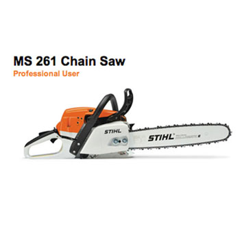 stihl Brush cutter MS 261, MS 261 C service manual and MS 270 MS 270 C MS 280 MS 280 C Spare Parts List manual