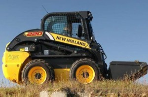 New Holland 200 series slide loader - upgrade models is introduced