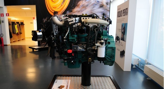 Volvo Construction Equipment's latest Tier 4 Final  Stage IV engine