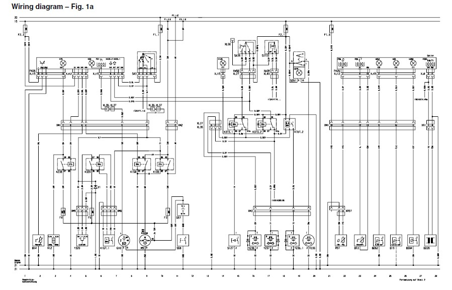 Wiring diagram – Fig. 1a