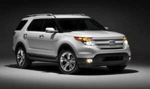 ford explorer shop owners manual