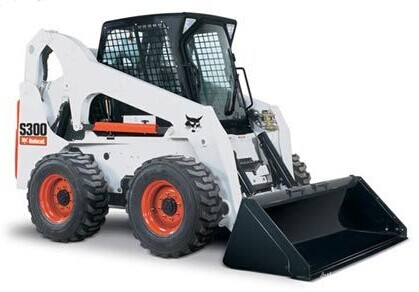 Bobcat S300 skid steer loaders