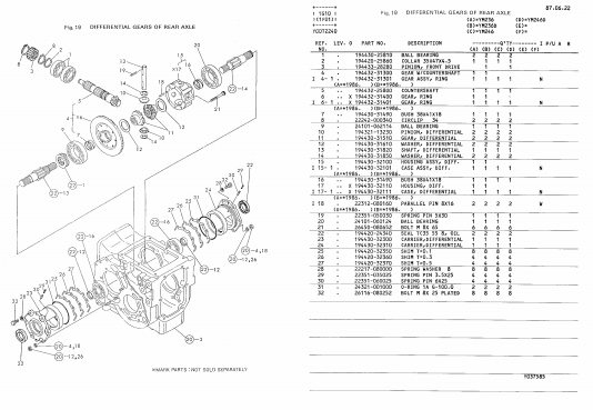Diesel engine 02 in addition Yanmar Ym236 Ym236d Ym246 Ym246d furthermore Detroit Diesel Engine Series 60 Parts Catalogue Free as well Cat 3204 likewise Alternator Belt Deutz Engine F3l2011 D2011l03i Oem. on deutz 6 cylinder engine