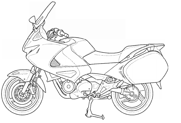 2005 Honda NT700VI / VA Service Repair Manual Download , PDF