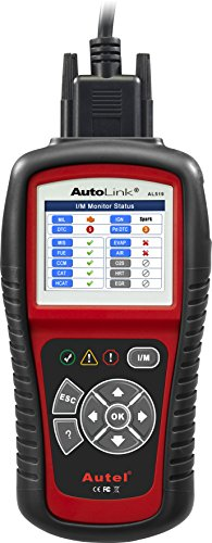 Autel Color Screen OBDII/CAN Scan Tool AL519