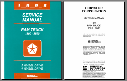 1995 dodge ram truck 1500 3500 service repair manual pdf. Black Bedroom Furniture Sets. Home Design Ideas
