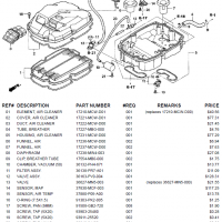 MicroFiche – 2006 Honda VFR800A Interceptor ABS – 14 NOV 2012.pdf free download
